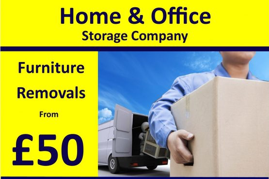 Home & Office Poster 2 Removals Inside Portrait