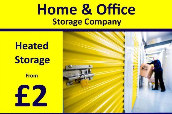 Home & Office Poster 2 Self Storage Inside Portrait