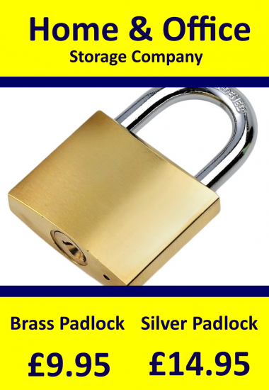 Home & Office Padlock